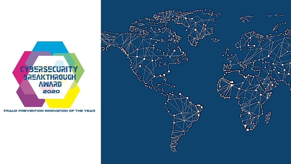 Cybersecurity Breakthrough Award 2020