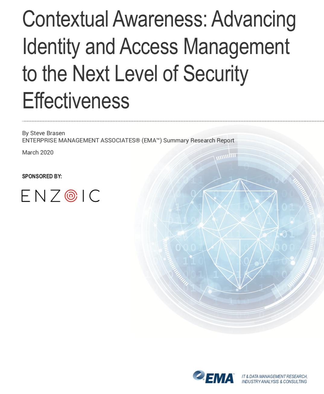 Advancing Identity and Access Management to the Next Level of Security Effectiveness