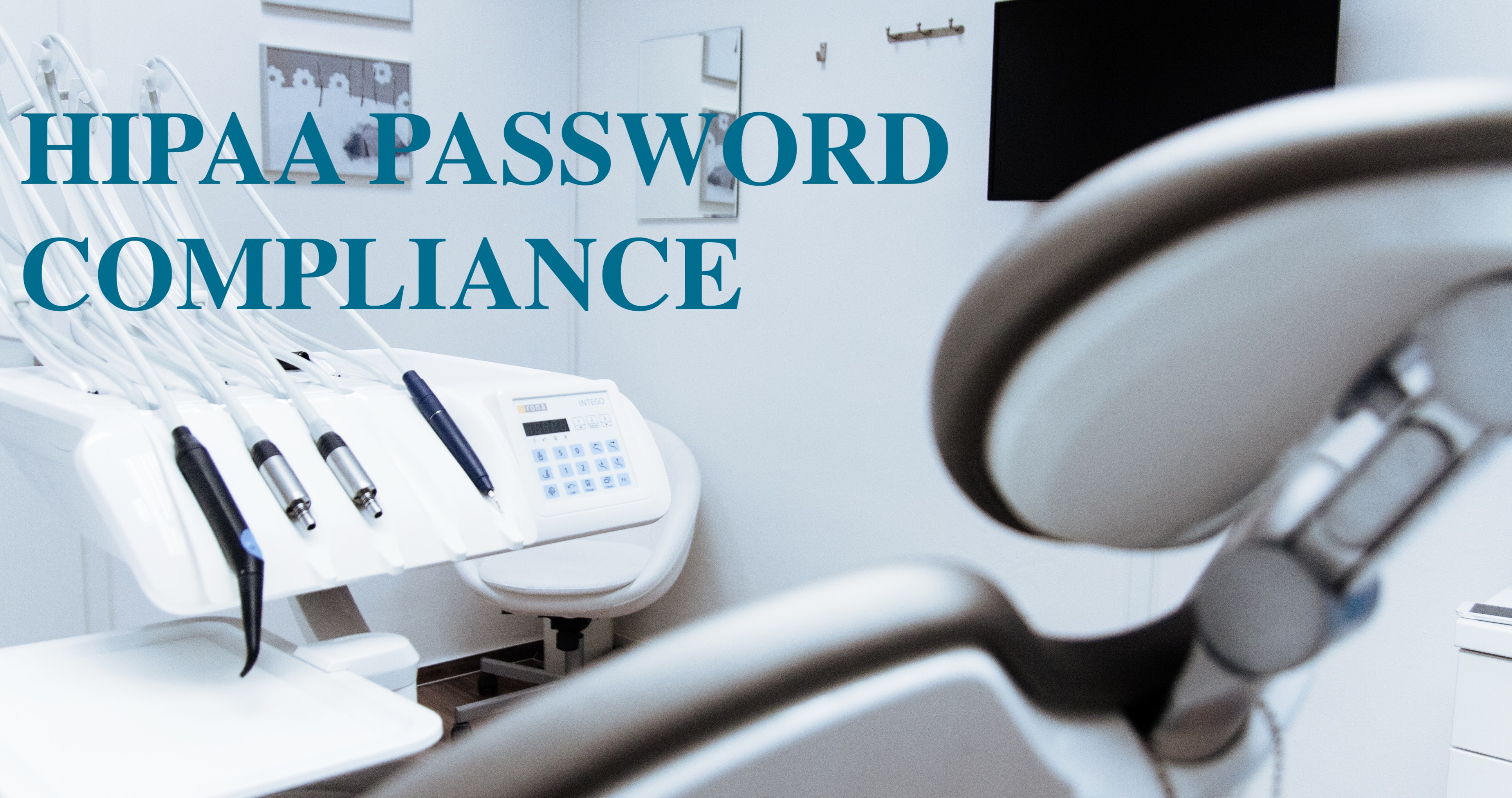 Recommendations For HIPAA Password Compliance: https://www.enzoic.com/hipaa-password-compliance/