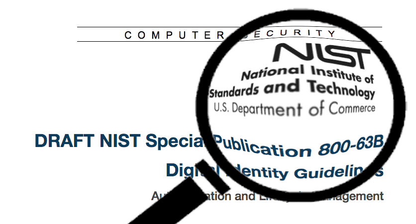 NIST compromised credentials