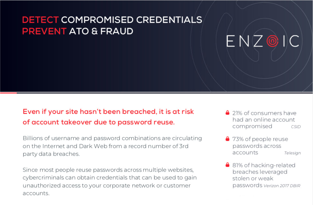 Detect Compromised Credentials White Paper